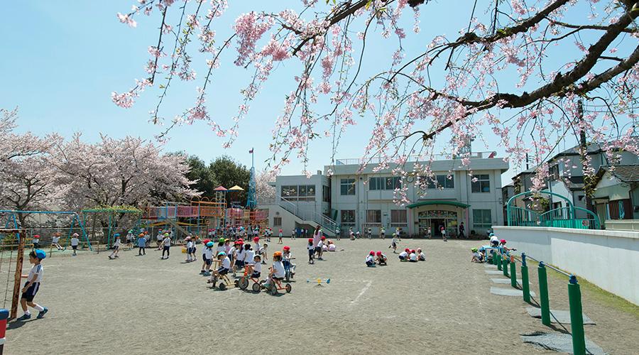 光ヶ丘幼稚園全景